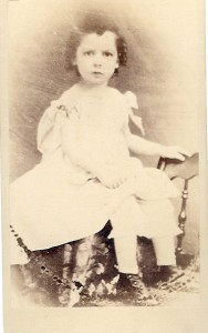 Lillian Winsberg ca 1894